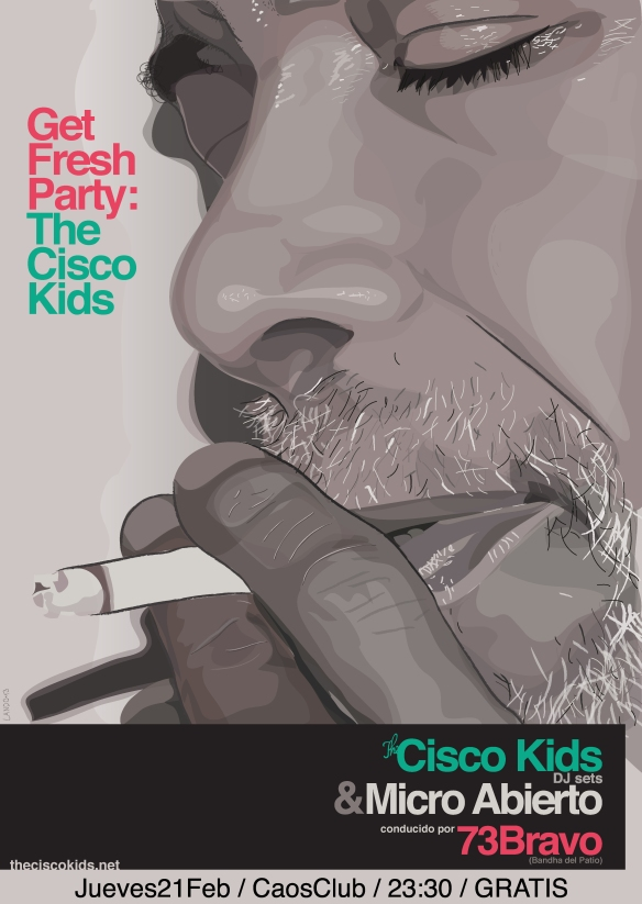 The Cisco Kids: Get Fresh Party