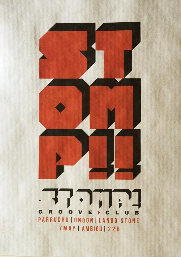 Stomp! Groove Club II The Cisco Kids